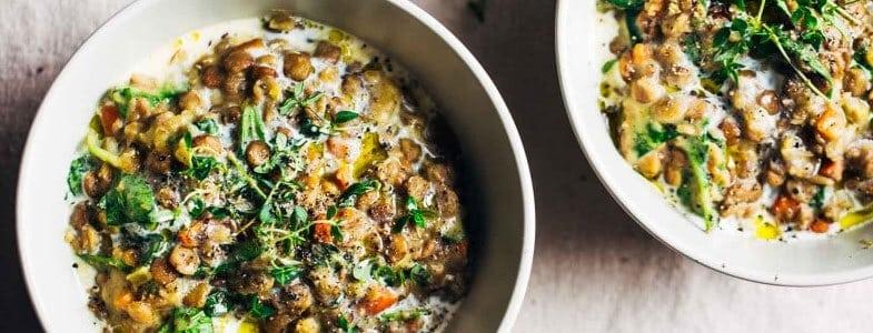 recette-vegetarienne-one-pot-lentilles-epinards