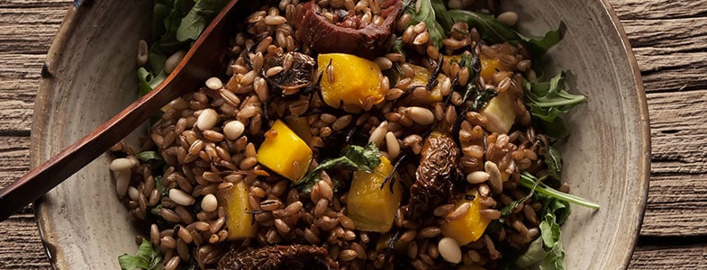 recette-vegetarienne-seigle-tomates-sechees-courge-rotie