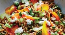 Menu végétarien - Semaine du 22 avril 2019