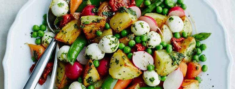 Menus végétariens – Semaine du 8 avril 2019