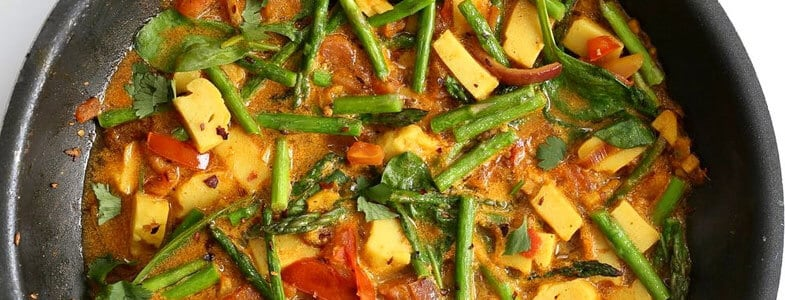 recette-vegetarienne-curry-asperges-panisse