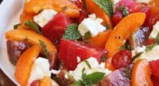 Menu végétarien . Semaine du 1er juin 2020