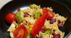 Salade tex mex