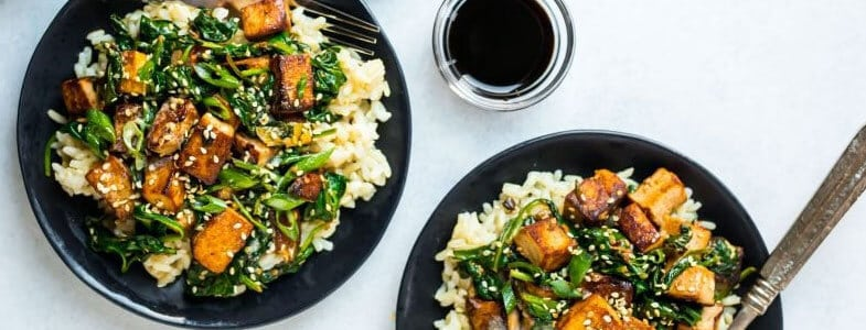 recette-vegetarienne-tofu-croustillant-epinard-sesame