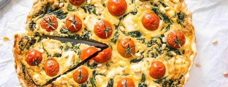 recette-vegetarienne-quiche-tomates-epinards