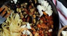 Pasta alla parmiggiana