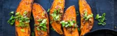 recette-vegetarienne-patates-douces-roties-miso