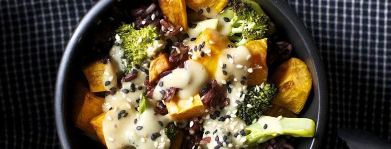 Menu végétarien . Semaine du 7 octobre 2019
