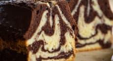 Marbré vegan cacao vanille
