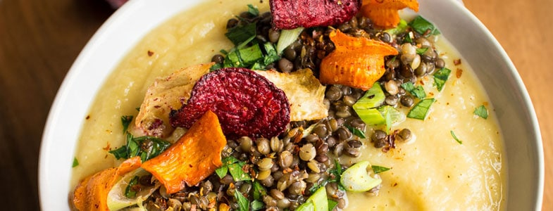 Menu végétarien – Semaine du 18 novembre 2019