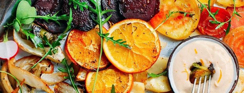 Menu végétarien . Semaine du 27 janvier 2020