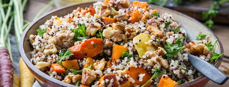 Recettes végétariennes faciles, rapides, pas chères