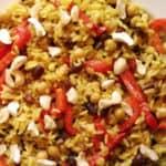 recette-vegetarienne-biryani-pois-chiches