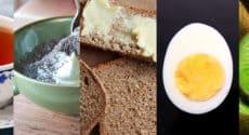 Petit-déjeuner équilibré 2