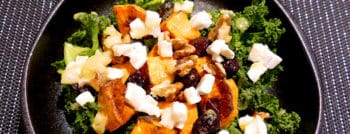 recette-vegetarienne-salade-patate-douce-cranberries