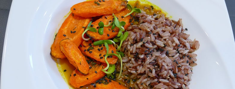 recette-vegetarienne-trio-riz-carottes