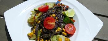 recette-vegetarienne-nouilles-riz-legumes-rotis