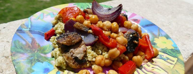 recette-vegetarienne-quinoa-pesto-legumes-rotis