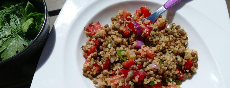 recette-vegetarienne-salade-boulgour-lentilles