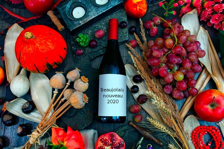 aperitif-vegetarien-beaujolais-nouveau-2020