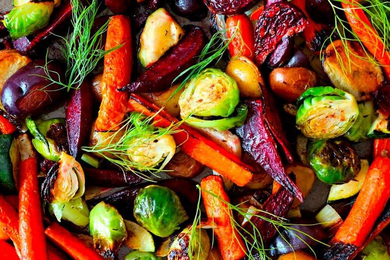 Menu végétarien . Semaine du 14 décembre 2020