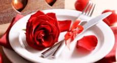10 idées de menu végétarien pour la Saint-Valentin