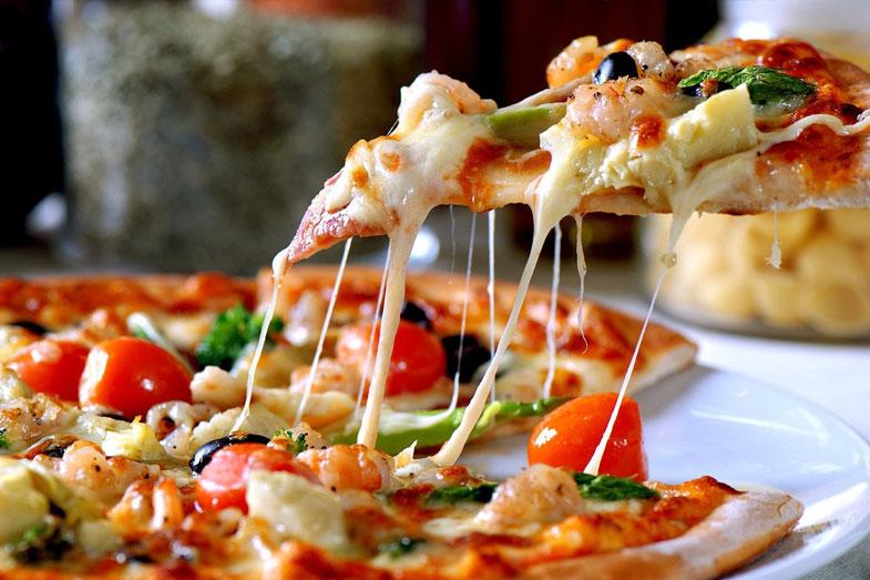 15 recettes faciles de pizzas végétariennes