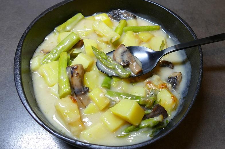 recette-vegetarienne-casserole-asperges-pommes-terre