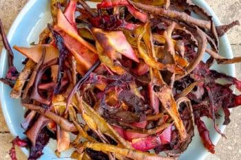 recette-vegetariennes-chips-pelures-legumes