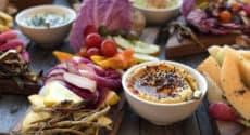 36 recettes d'apéritif végétarien