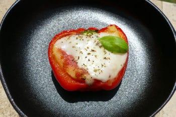 recette-vegetarienne-poivrons-farcis-polenta
