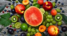 Menu végétarien . Semaine du 23 août 2021